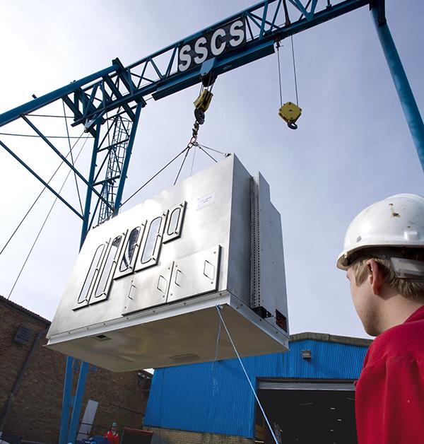 Lifting :: SSCS